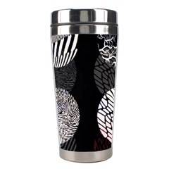 Twenty One Pilots Stressed Out Stainless Steel Travel Tumblers by Onesevenart