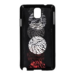 Twenty One Pilots Stressed Out Samsung Galaxy Note 3 Neo Hardshell Case (black) by Onesevenart