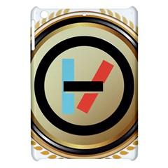 Twenty One Pilots Shield Apple Ipad Mini Hardshell Case by Onesevenart
