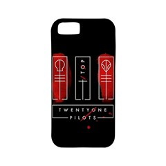 Twenty One Pilots Apple Iphone 5 Classic Hardshell Case (pc+silicone) by Onesevenart