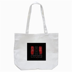 Twenty One Pilots Tote Bag (white) by Onesevenart