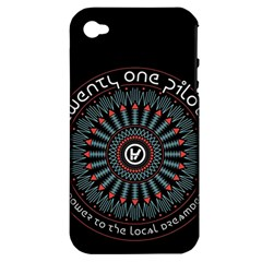 Twenty One Pilots Apple Iphone 4/4s Hardshell Case (pc+silicone) by Onesevenart