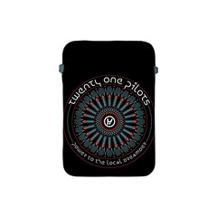Twenty One Pilots Apple Ipad Mini Protective Soft Cases by Onesevenart
