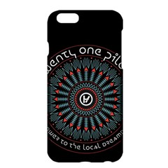 Twenty One Pilots Apple Iphone 6 Plus/6s Plus Hardshell Case by Onesevenart