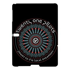 Twenty One Pilots Samsung Galaxy Tab S (10 5 ) Hardshell Case  by Onesevenart