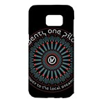 Twenty One Pilots Samsung Galaxy S7 Edge Hardshell Case