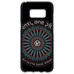 Twenty One Pilots Samsung Galaxy S8 Black Seamless Case