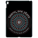 Twenty One Pilots Apple iPad Pro 9.7   Black Seamless Case