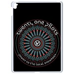 Twenty One Pilots Apple iPad Pro 9.7   White Seamless Case