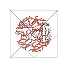 Twenty One Pilots Tear In My Heart Soysauce Remix Acrylic Tangram Puzzle (4  X 4 ) by Onesevenart