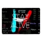 Twenty One Pilots Stay Alive Song Lyrics Quotes Apple iPad Pro 10.5   Flip Case