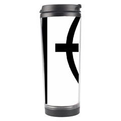 Twenty One Pilots Skull Travel Tumbler by Onesevenart