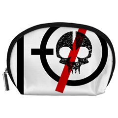 Twenty One Pilots Skull Accessory Pouches (large)  by Onesevenart