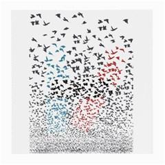 Twenty One Pilots Birds Medium Glasses Cloth by Onesevenart