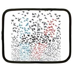Twenty One Pilots Birds Netbook Case (xxl)  by Onesevenart