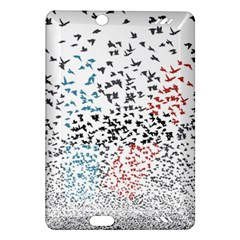 Twenty One Pilots Birds Amazon Kindle Fire Hd (2013) Hardshell Case by Onesevenart