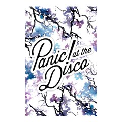 Panic! At The Disco Shower Curtain 48  X 72  (small)  by Onesevenart