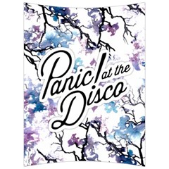Panic! At The Disco Back Support Cushion by Onesevenart