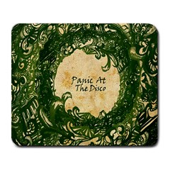 Panic At The Disco Large Mousepads by Onesevenart