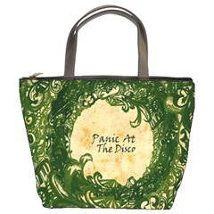 Panic At The Disco Bucket Bags by Onesevenart