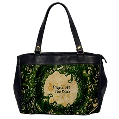 Panic At The Disco Office Handbags by Onesevenart