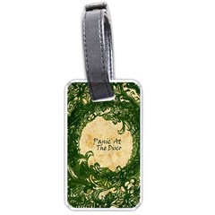 Panic At The Disco Luggage Tags (one Side)  by Onesevenart