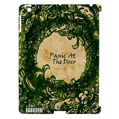 Panic At The Disco Apple Ipad 3/4 Hardshell Case (compatible With Smart Cover) by Onesevenart