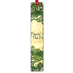 Panic At The Disco Large Book Marks by Onesevenart