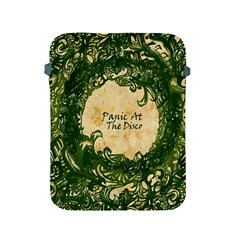 Panic At The Disco Apple Ipad 2/3/4 Protective Soft Cases by Onesevenart