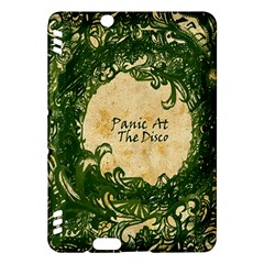 Panic At The Disco Kindle Fire Hdx Hardshell Case by Onesevenart