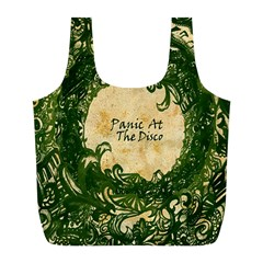 Panic At The Disco Full Print Recycle Bags (l)  by Onesevenart