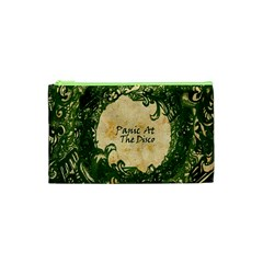 Panic At The Disco Cosmetic Bag (xs) by Onesevenart