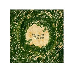 Panic At The Disco Small Satin Scarf (square) by Onesevenart