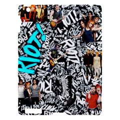 Panic! At The Disco College Apple Ipad 3/4 Hardshell Case by Onesevenart