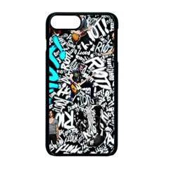 Panic! At The Disco College Apple Iphone 7 Plus Seamless Case (black) by Onesevenart