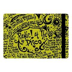 Panic! At The Disco Lyric Quotes Apple Ipad Pro 10 5   Flip Case by Onesevenart