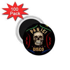 Panic At The Disco Poster 1 75  Magnets (100 Pack)  by Onesevenart