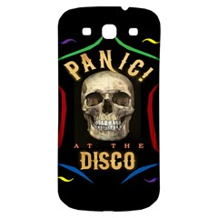 Panic At The Disco Poster Samsung Galaxy S3 S Iii Classic Hardshell Back Case by Onesevenart