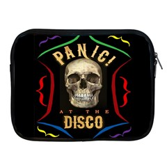 Panic At The Disco Poster Apple Ipad 2/3/4 Zipper Cases by Onesevenart