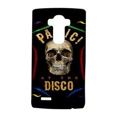 Panic At The Disco Poster Lg G4 Hardshell Case by Onesevenart