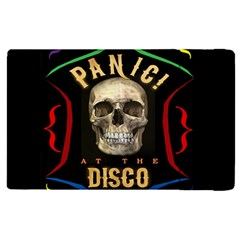 Panic At The Disco Poster Apple Ipad Pro 9 7   Flip Case by Onesevenart