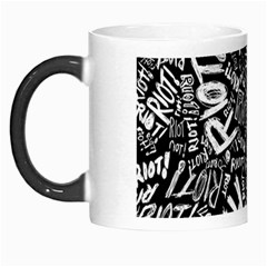 Panic At The Disco Lyric Quotes Retina Ready Morph Mugs by Onesevenart