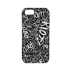 Panic At The Disco Lyric Quotes Retina Ready Apple Iphone 5 Classic Hardshell Case (pc+silicone) by Onesevenart