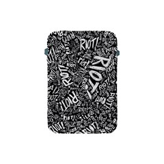Panic At The Disco Lyric Quotes Retina Ready Apple Ipad Mini Protective Soft Cases by Onesevenart