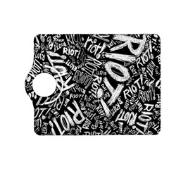 Panic At The Disco Lyric Quotes Retina Ready Kindle Fire Hd (2013) Flip 360 Case by Onesevenart
