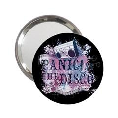 Panic At The Disco Art 2 25  Handbag Mirrors by Onesevenart