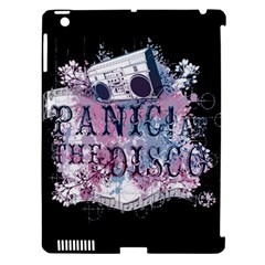 Panic At The Disco Art Apple Ipad 3/4 Hardshell Case (compatible With Smart Cover) by Onesevenart