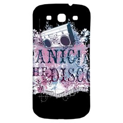 Panic At The Disco Art Samsung Galaxy S3 S Iii Classic Hardshell Back Case by Onesevenart