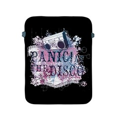 Panic At The Disco Art Apple Ipad 2/3/4 Protective Soft Cases by Onesevenart