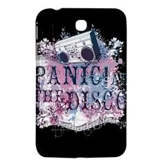 Panic At The Disco Art Samsung Galaxy Tab 3 (7 ) P3200 Hardshell Case  by Onesevenart